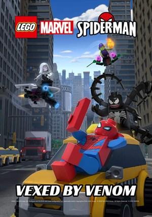 Lego Marvel Spider-Man Vexed By Venom (2019) [HD-HDRip]